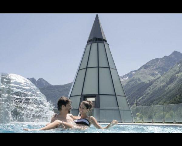 The Aqua Dome in Längenfeld